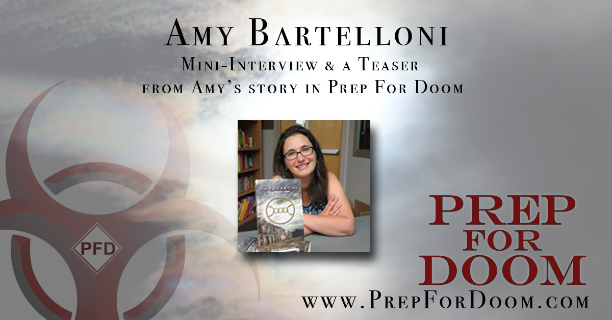 Author Feature Amy Bartelloni