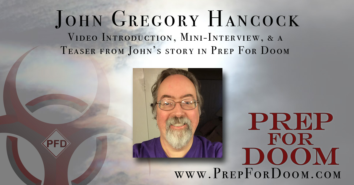 Author Feature John Hancock