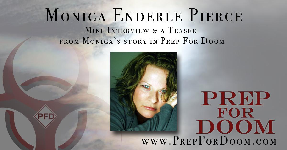 Author Feature Monica Pierce