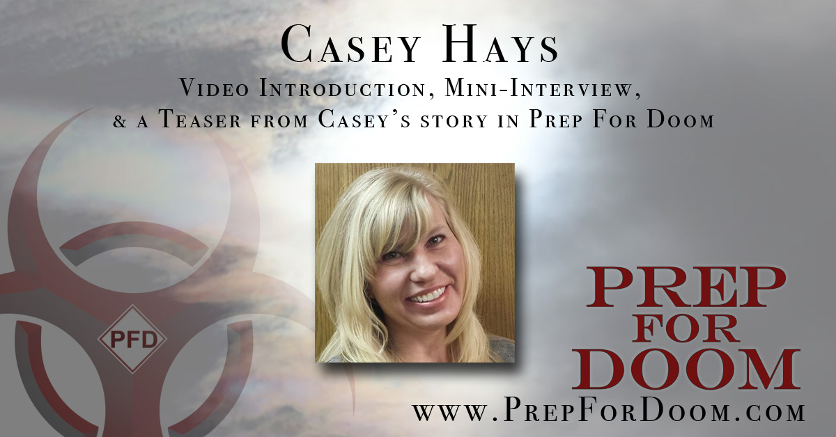 Casey Hays Author Feature